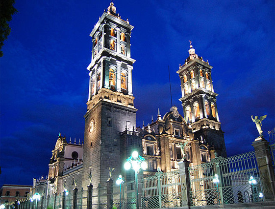 Our Lady of Guadalupe, Mexico tour