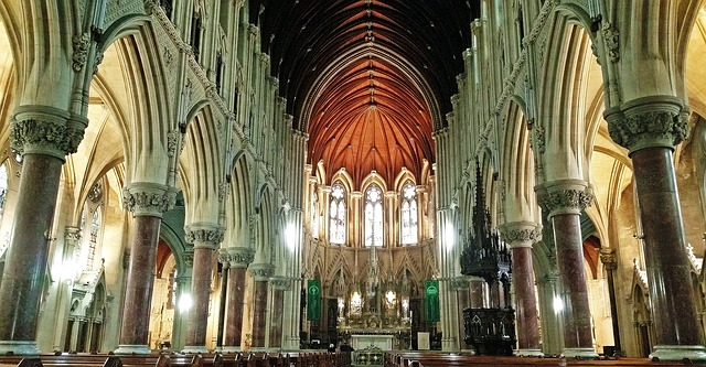 Killarney Gothic cathedral
