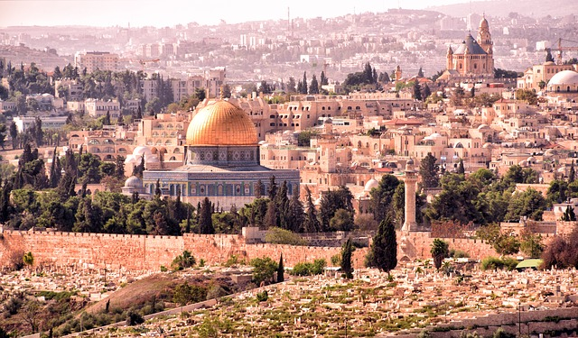 Jerusalem travel